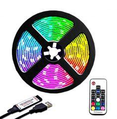 USB RGB LED strip 200cm