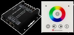 RF touch afstandsbediening + muurbediening